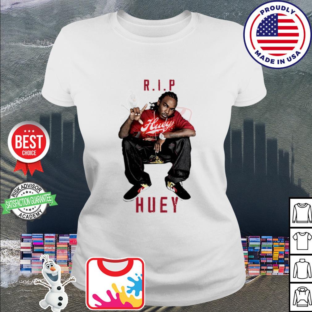 Official Rip Huey s ladies tee