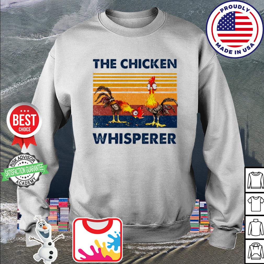 The Chicken Whisperer Vintage s sweater