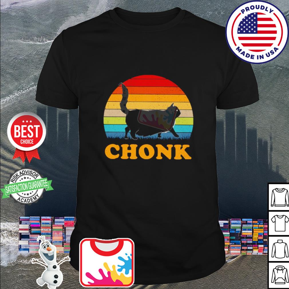 Chonk Cat vintage shirt