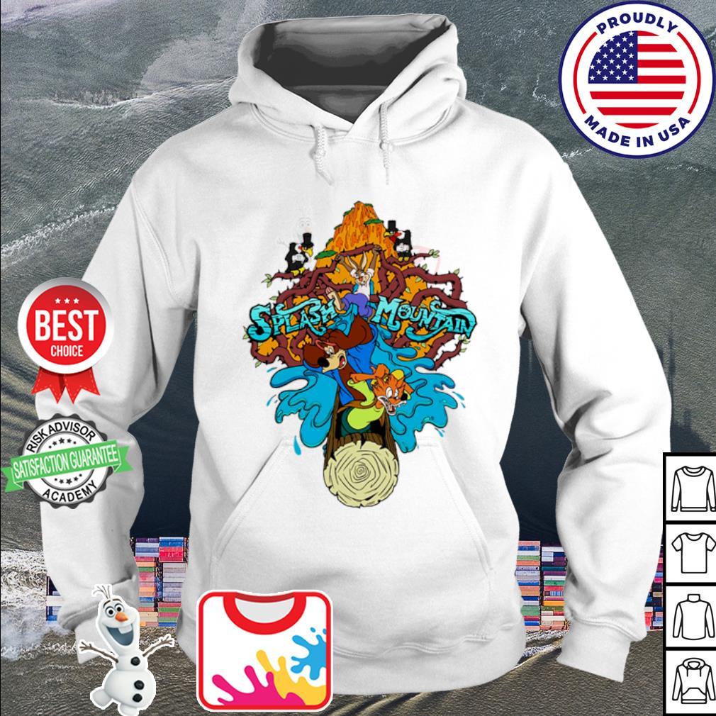 Vintage 90s Disneyland Splash Mountain s hoodie
