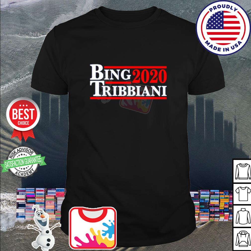 Bing 2020 Tribbiani shirt