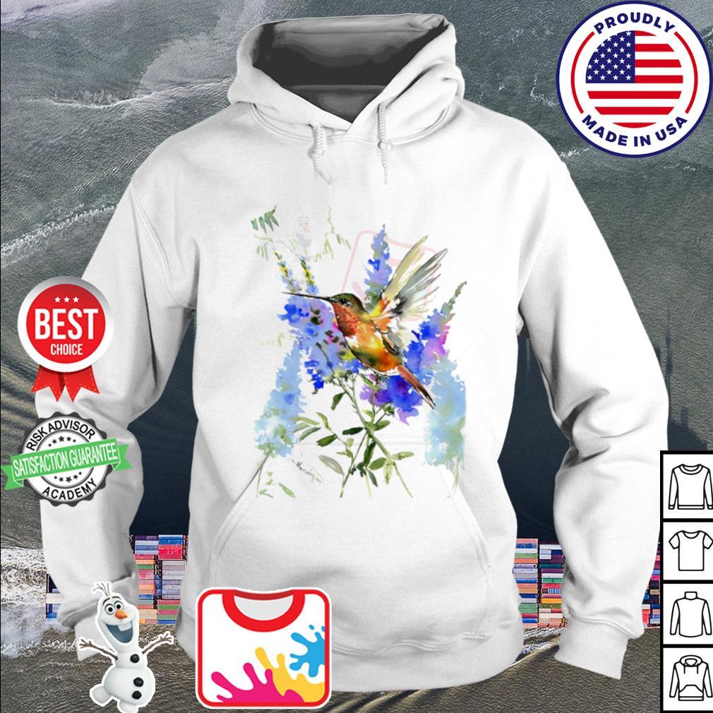 Bird Watercolor s hoodie