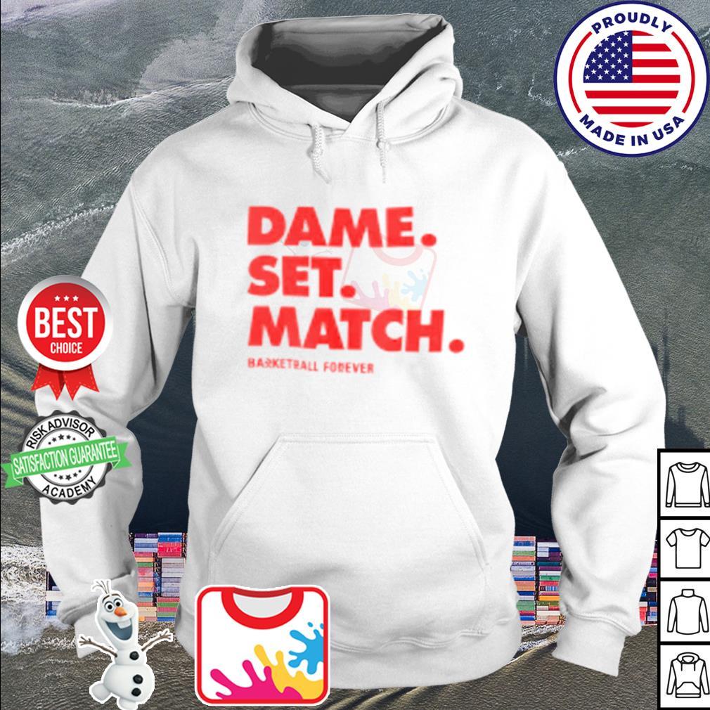 Dame set match s hoodie