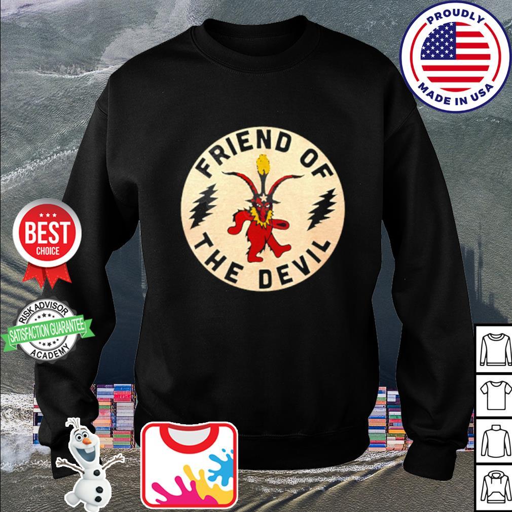 Grateful Dead friend of the devil s sweater