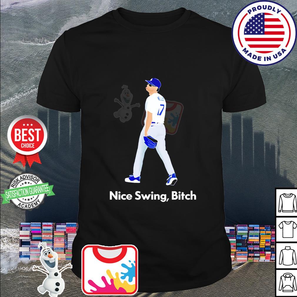 Joe Kelly 17 nice swing bitch shirt