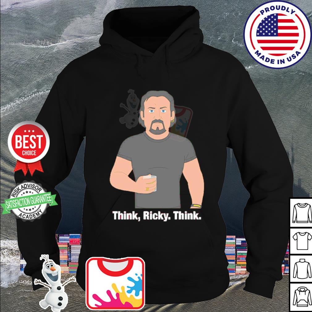 Julian Think Ricky think s hoodie