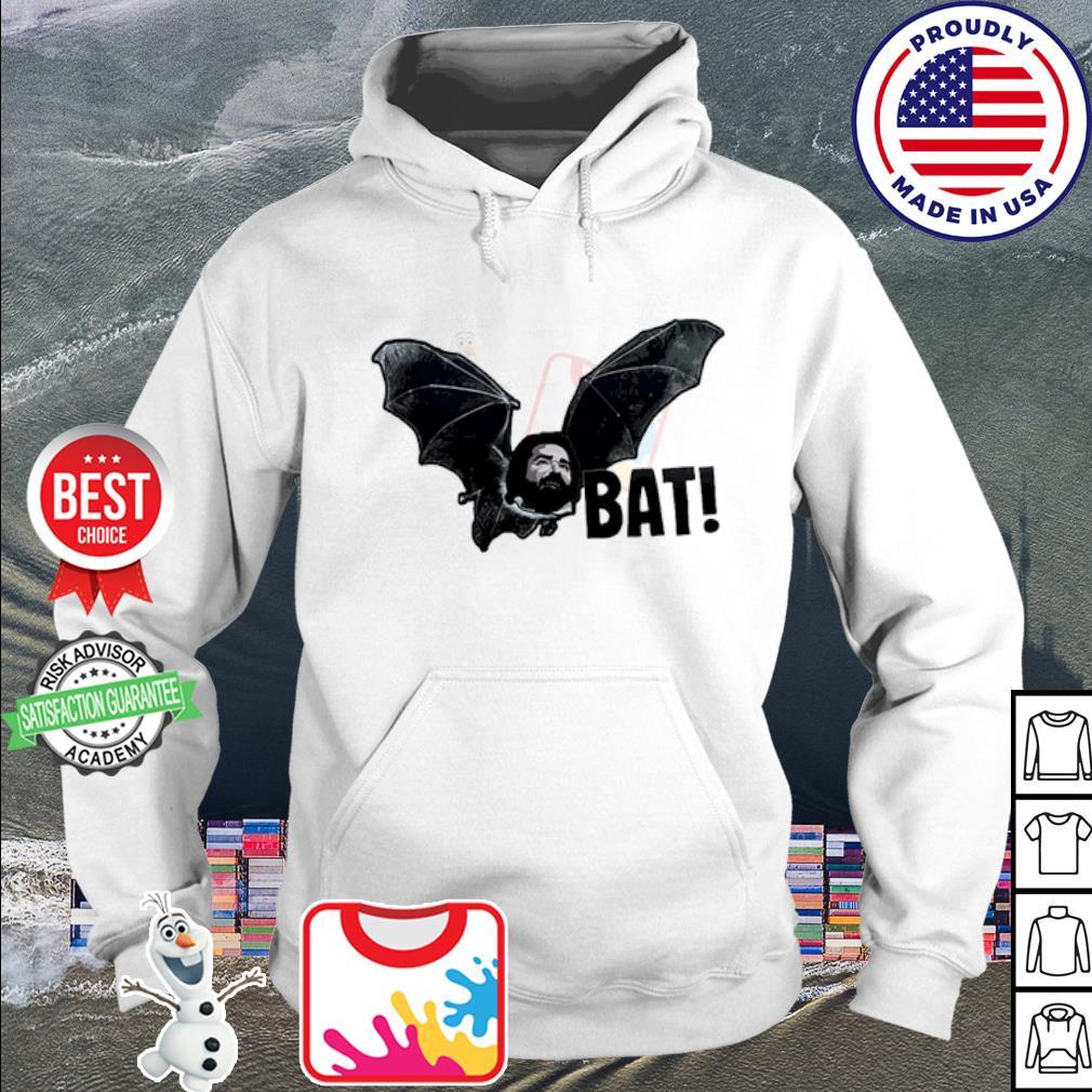 Kayvan Novak bat s hoodie