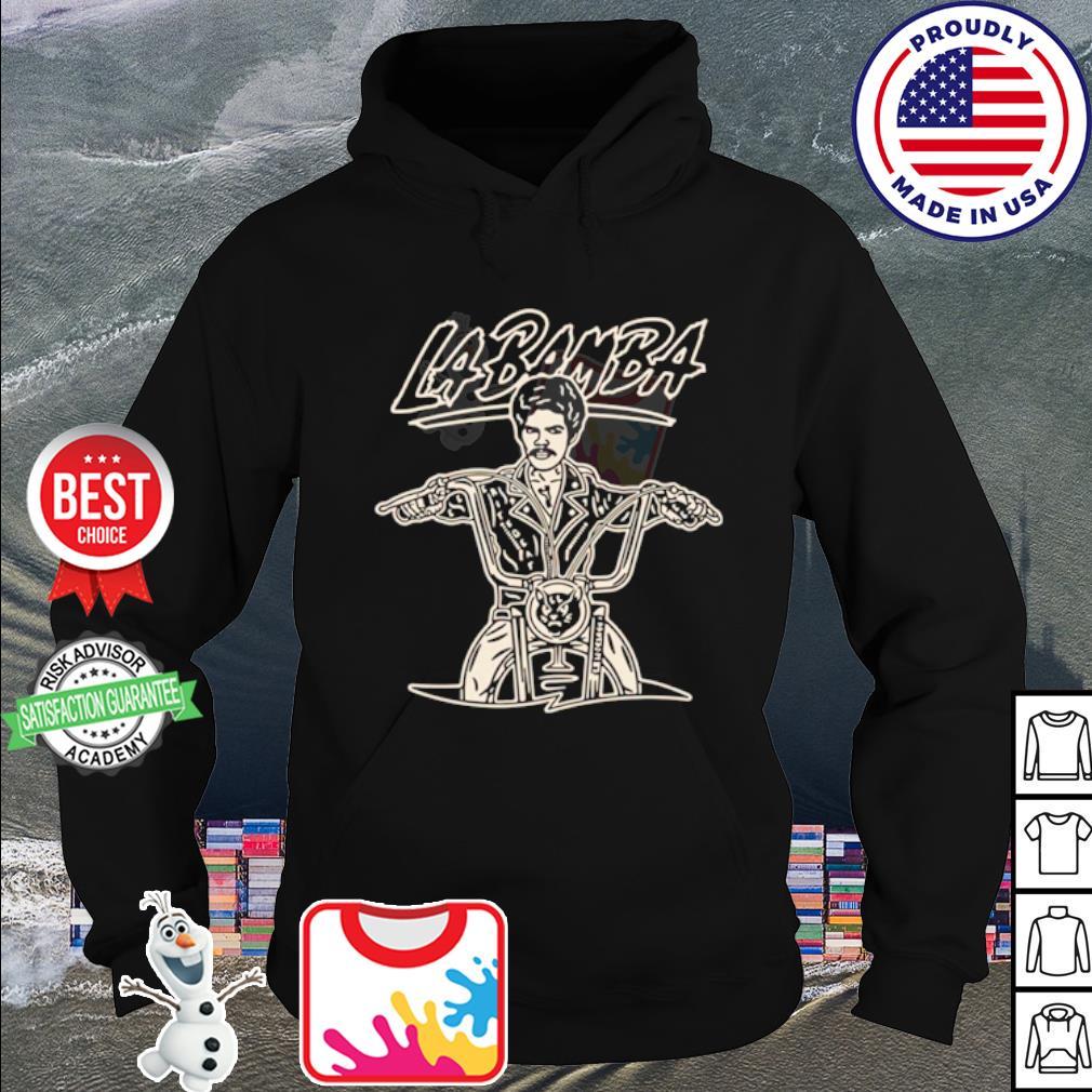 La Bamba Bob Niker Shirt hoodie