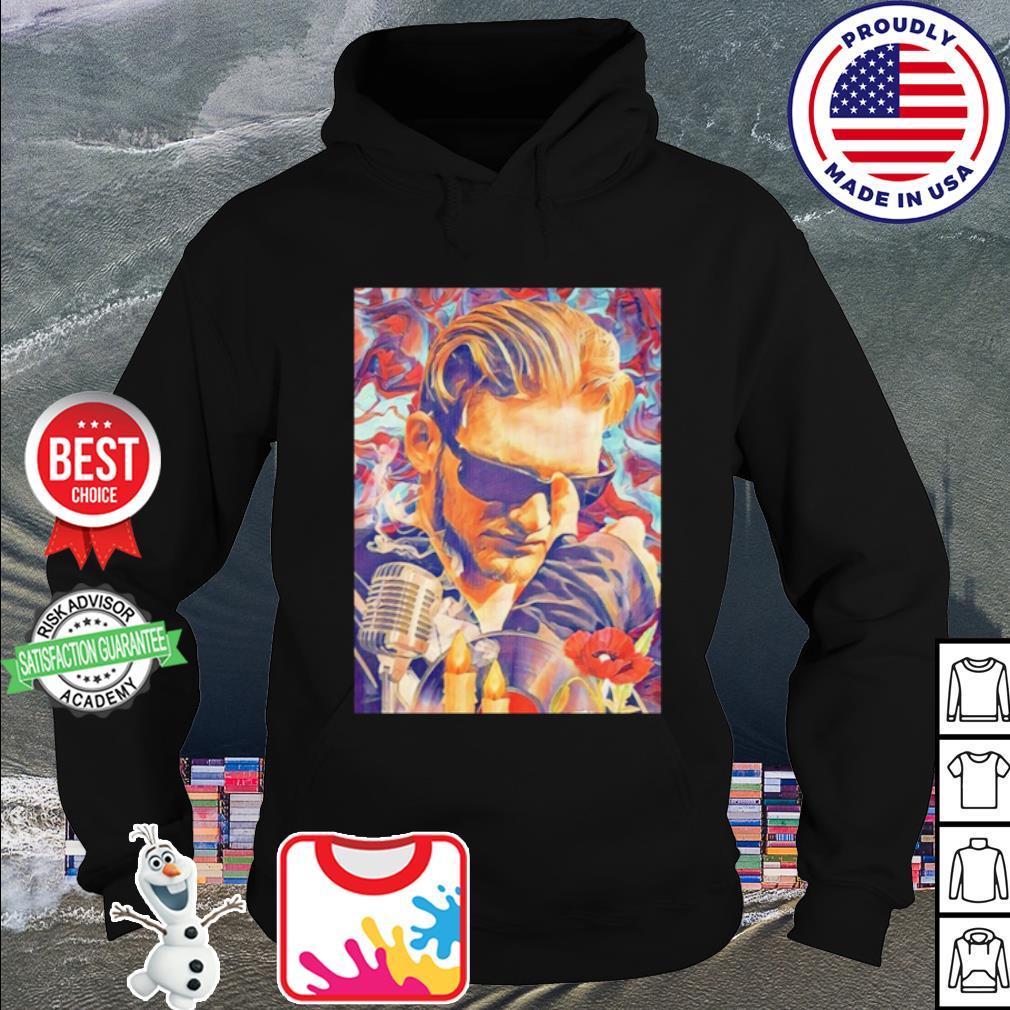 Layne staley posters fine art america s hoodie