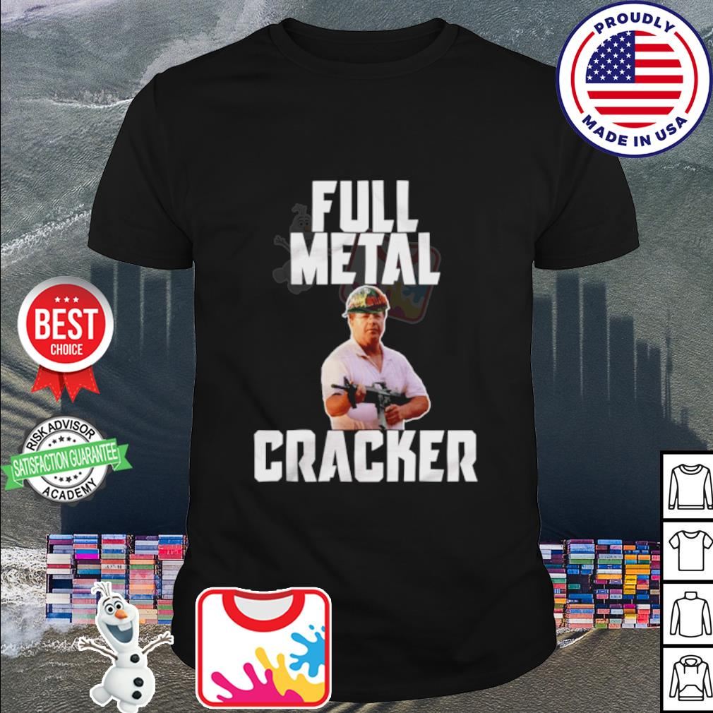 Mark and Patricia McCloskey full metal cracker shirt