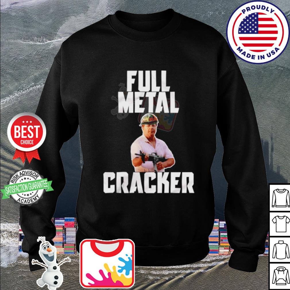 Mark and Patricia McCloskey full metal cracker s sweater
