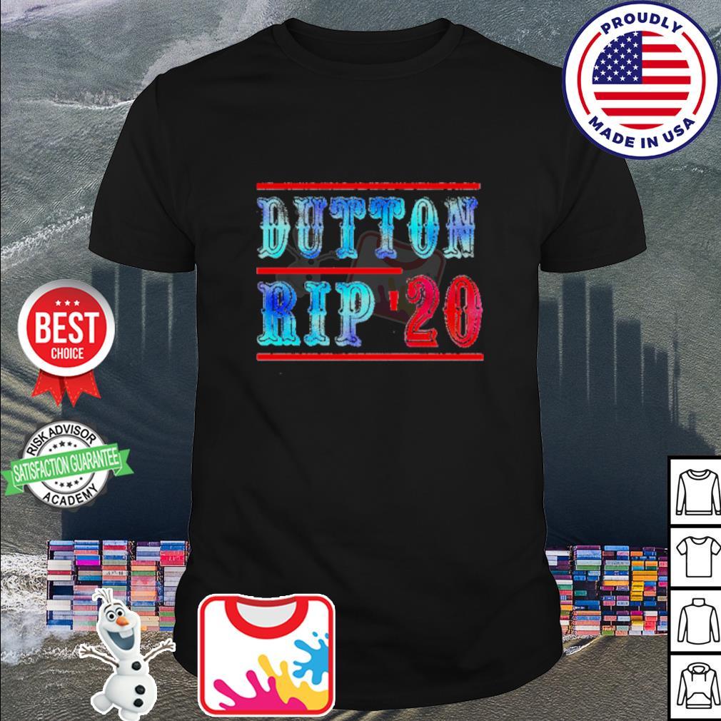 Official Dutton rip 2020 shirt