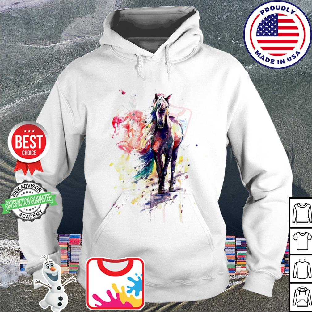 Official House watercolor s hoodie