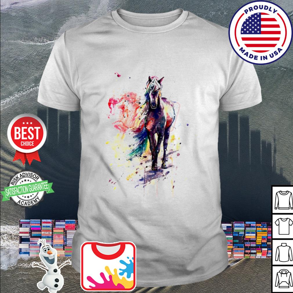 Official House watercolor shirt