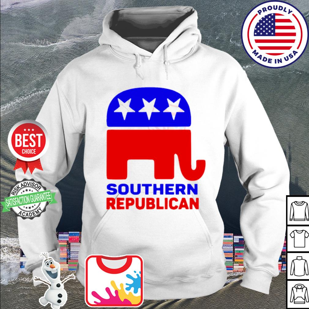 Official Southern Republican Shirt hoodie
