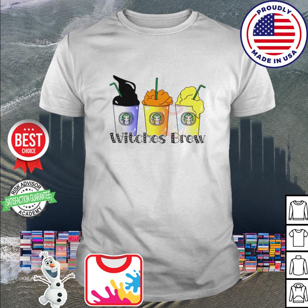 Starbucks Witches Brew Hocus Pocus shirt