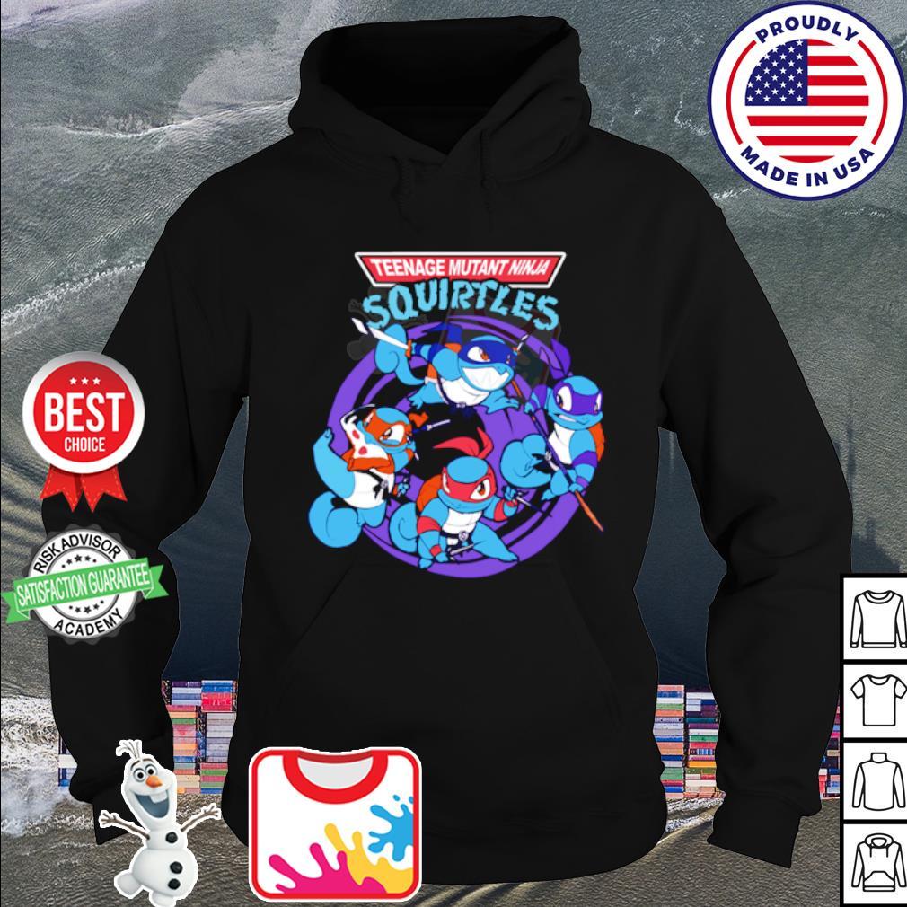Teenage Mutant Ninja Squirtles s hoodie
