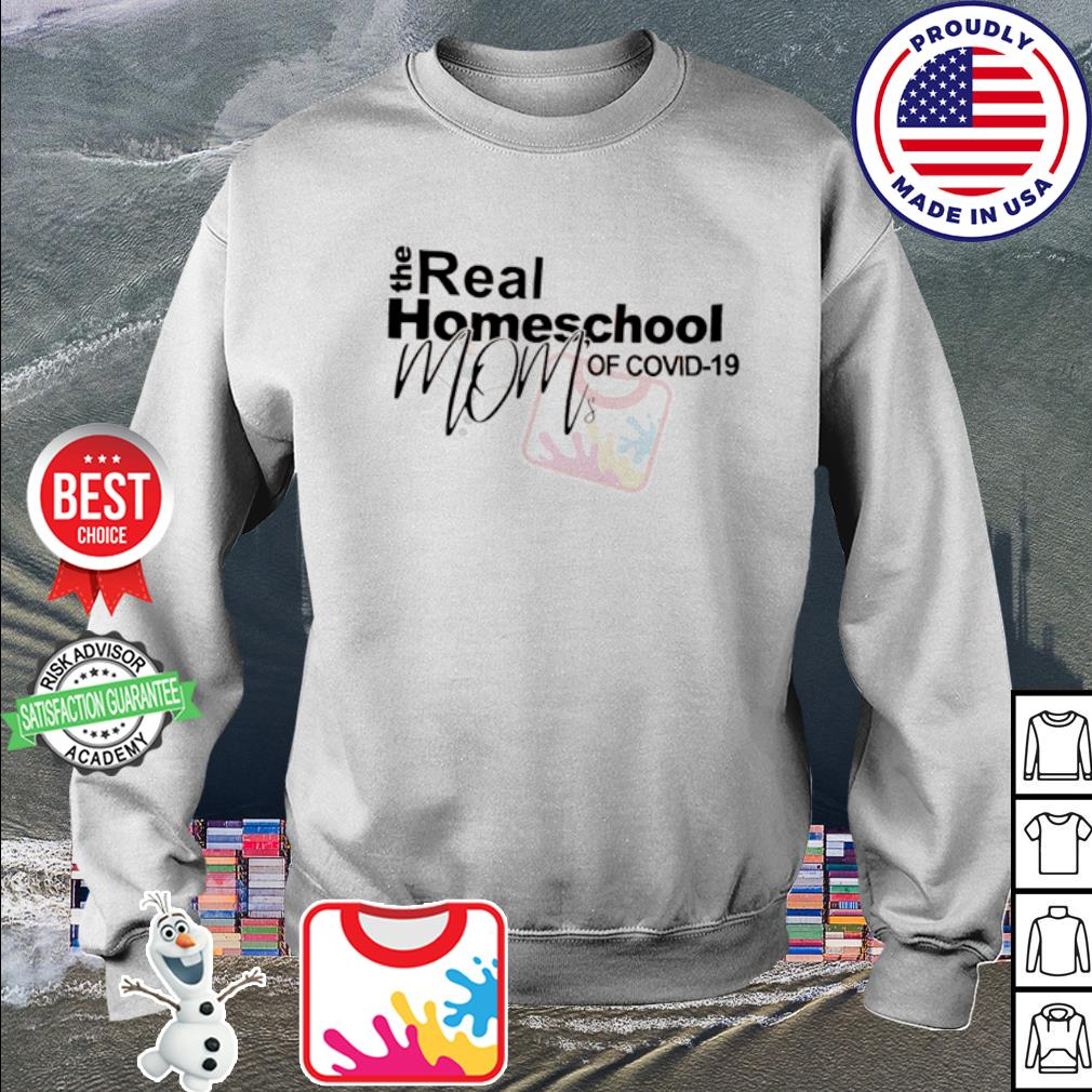 The real homeschool mom of Covid-19 s sweater