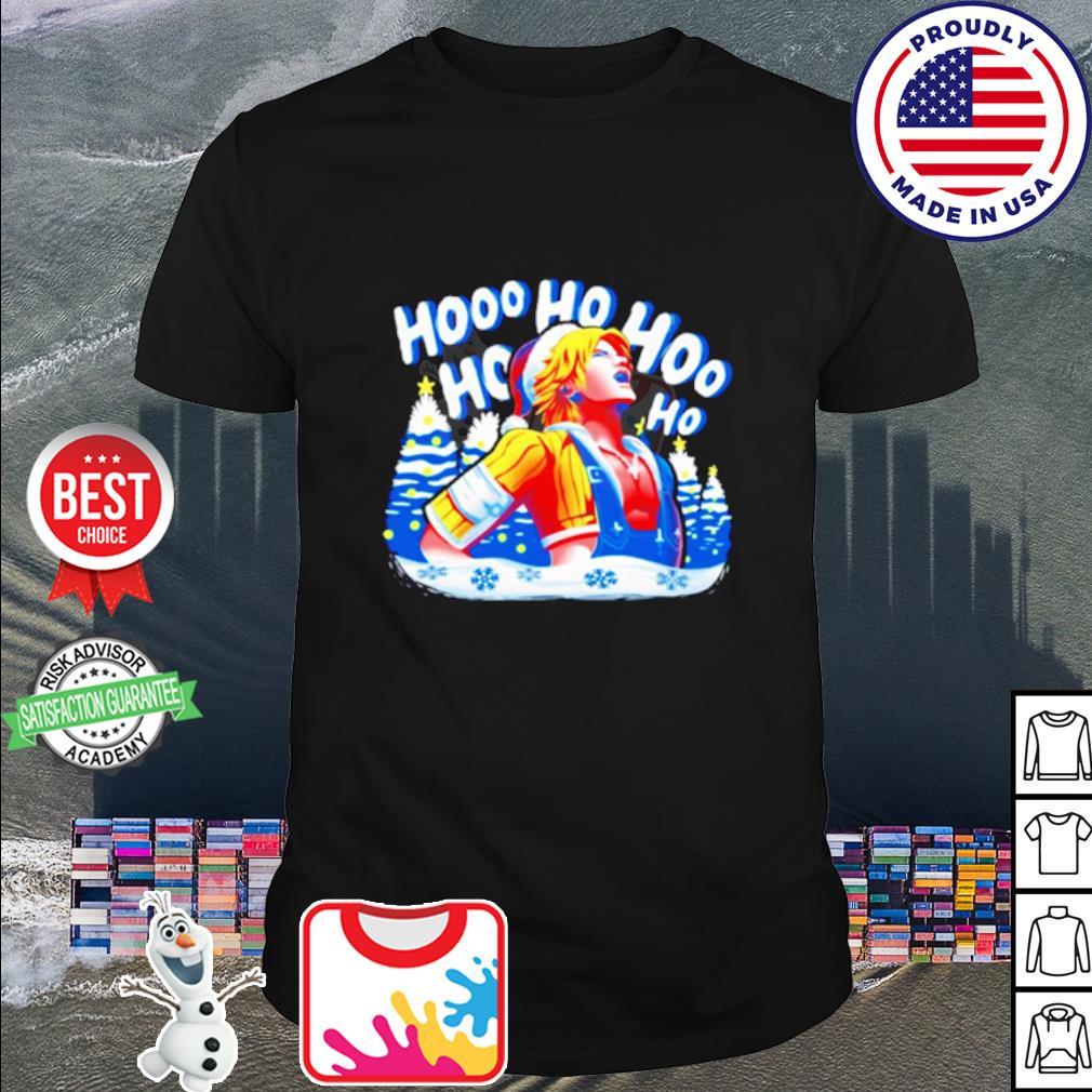 Tidus Laughs Hooo Ho Hoo Ho Ho shirt