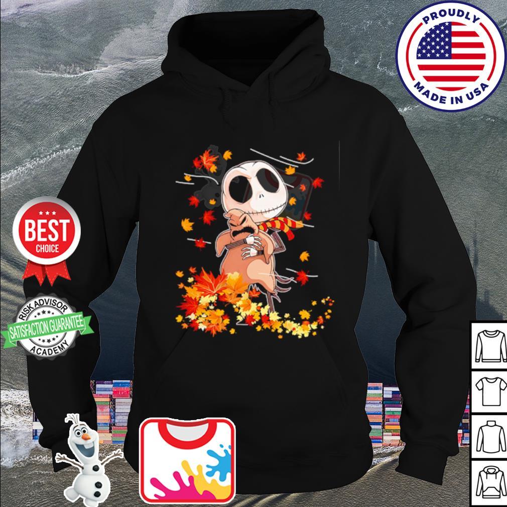 Baby Jack Skellington and Ghost Halloween s hoodie