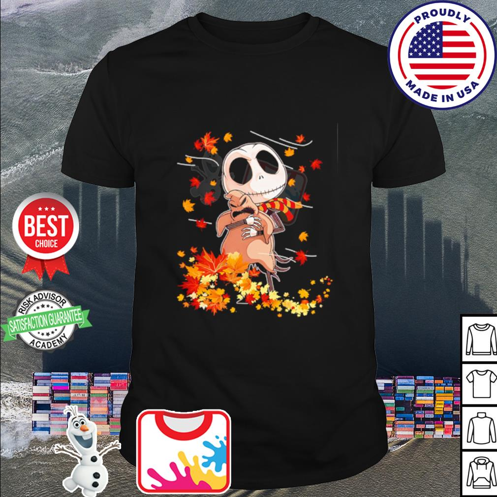 Baby Jack Skellington and Ghost Halloween shirt