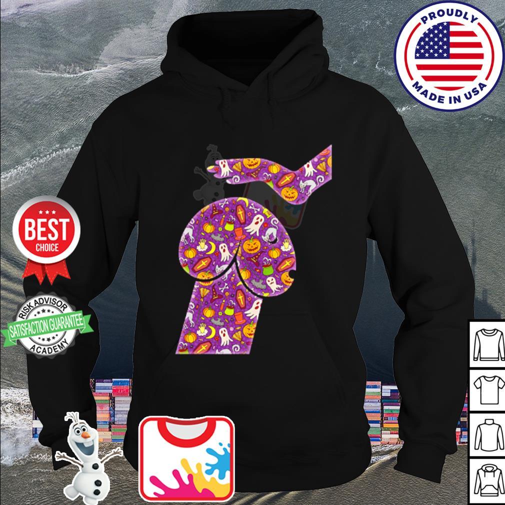 Dog Dickhead Halloween s hoodie