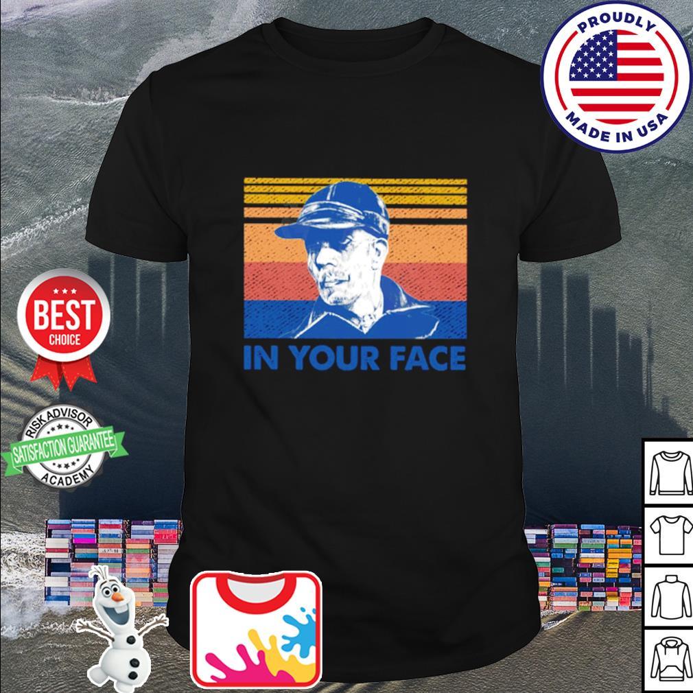 Ed Gein your face vintage shirt