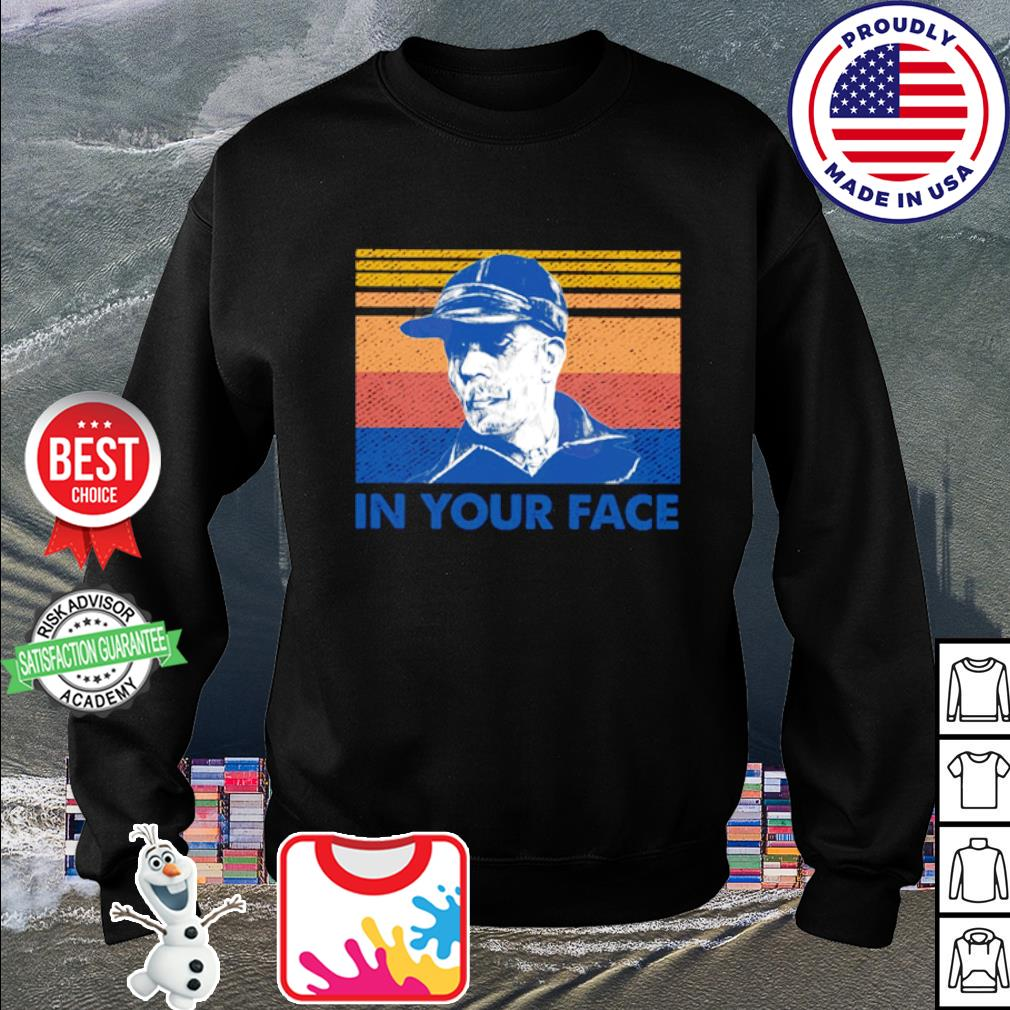 Ed Gein your face vintage s sweater