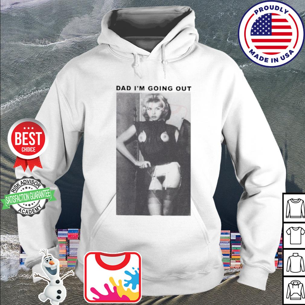 Enfants Riches Déprimés dad I'm going out s hoodie