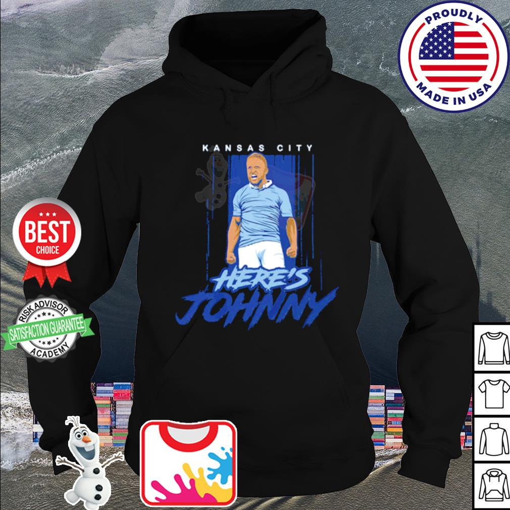 Here's Johnny the s hoodie