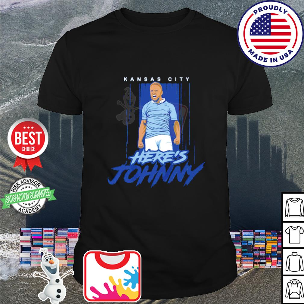Here's Johnny the shirt
