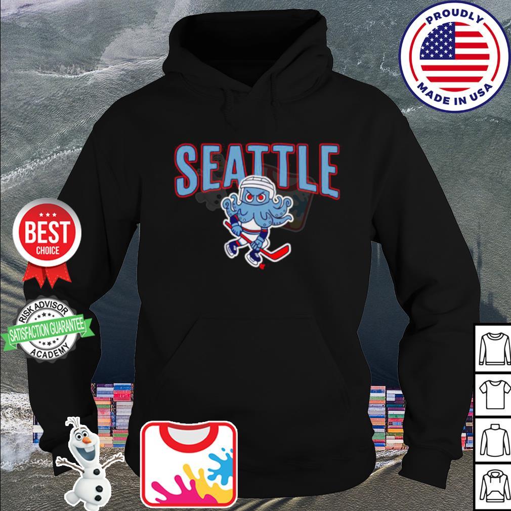 Kritty Seattle Kraken Shirt hoodie
