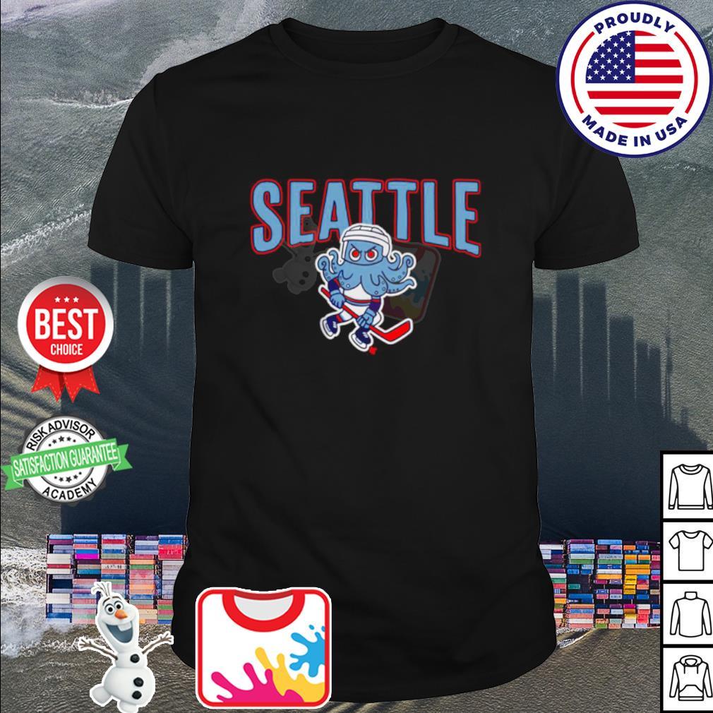 Kritty Seattle Kraken Shirt