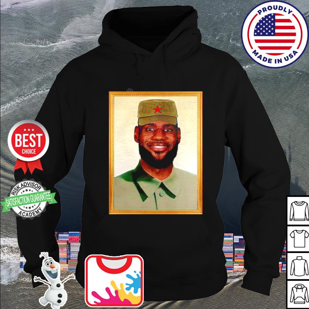LeBron China Mao Zedong s hoodie