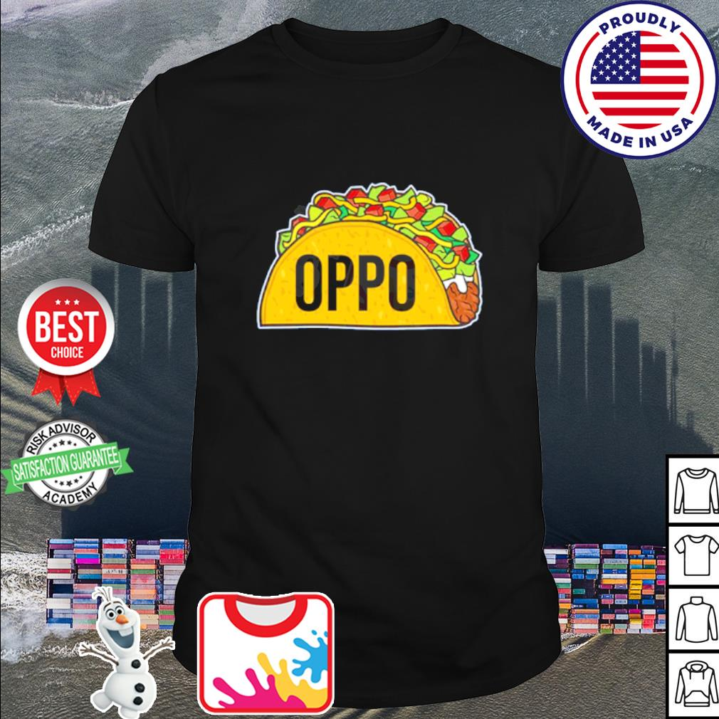 Official Oppo Taco shirt