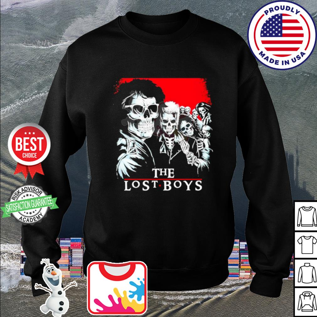 The Lost Boys Skull s sweater