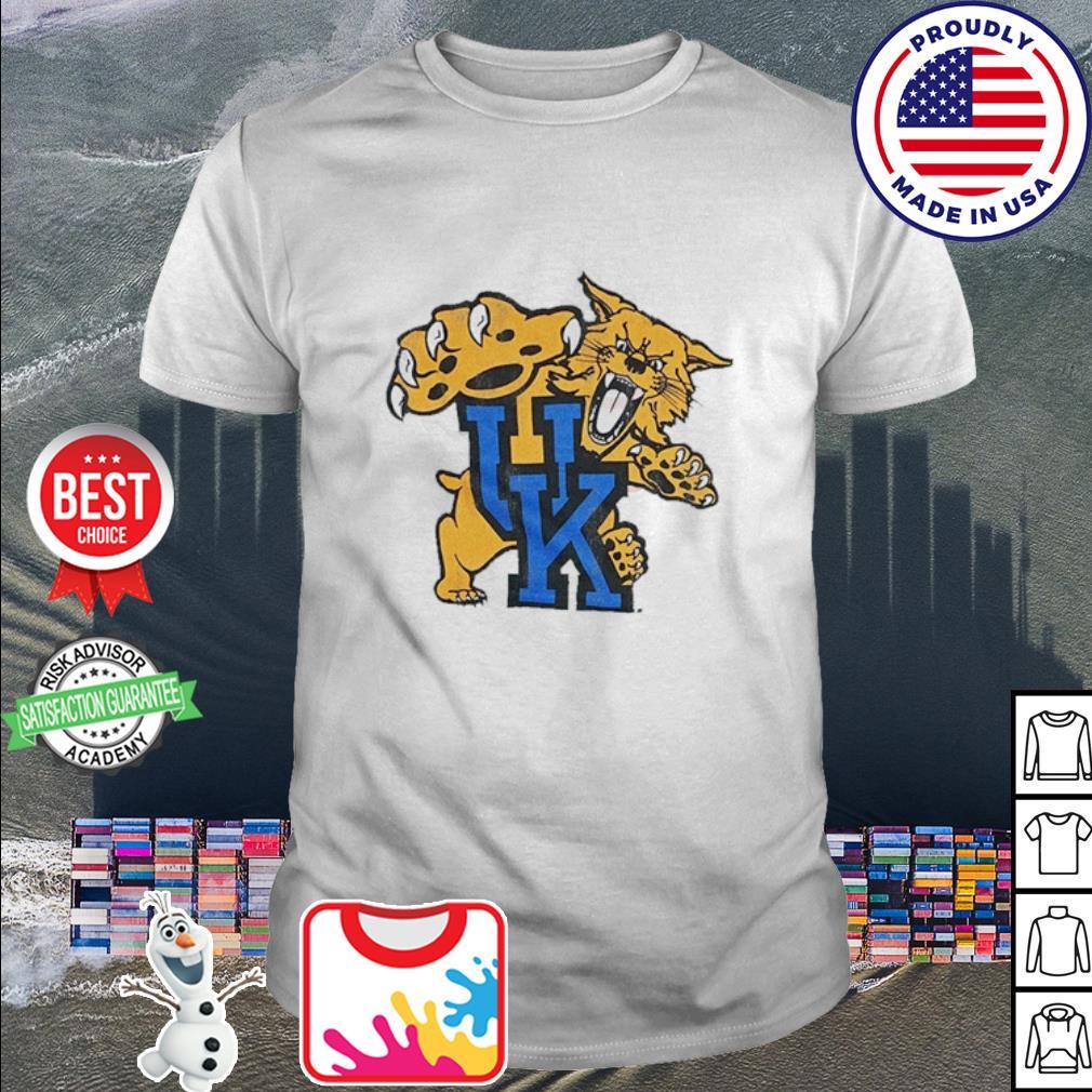 Tiger Kentucky Wildcats men's basketball shirt
