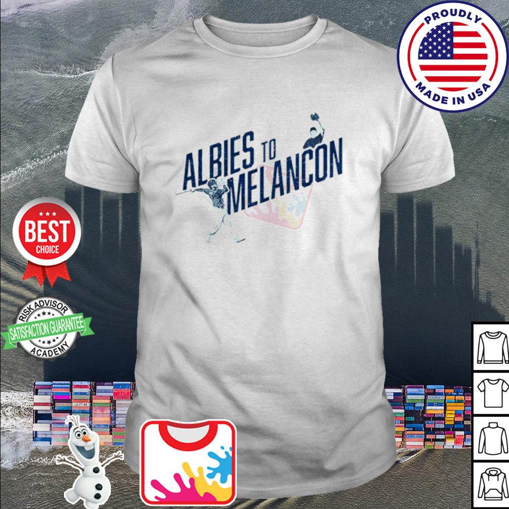 Albies to Melancon shirt