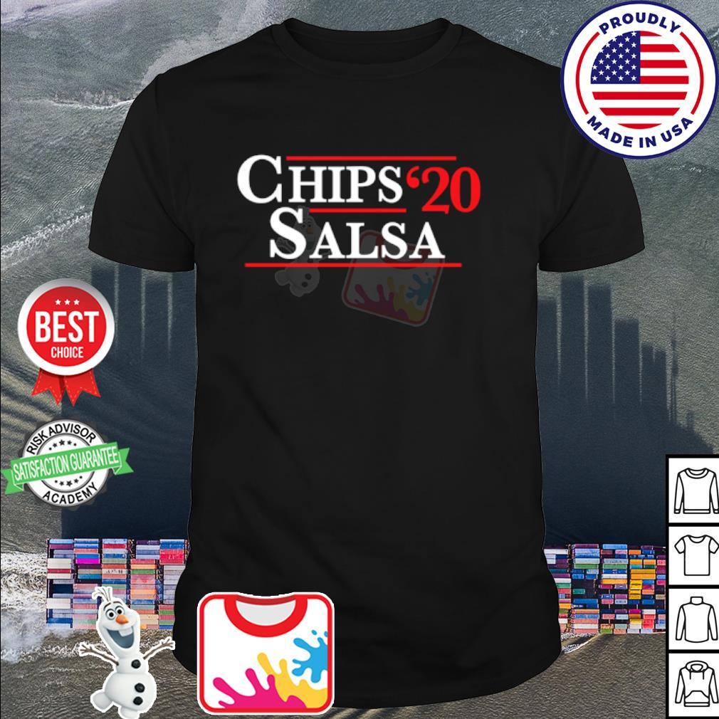 Chips Salsa 2020 shirt