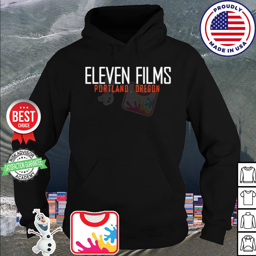 Eleven Films portland oregon s hoodie