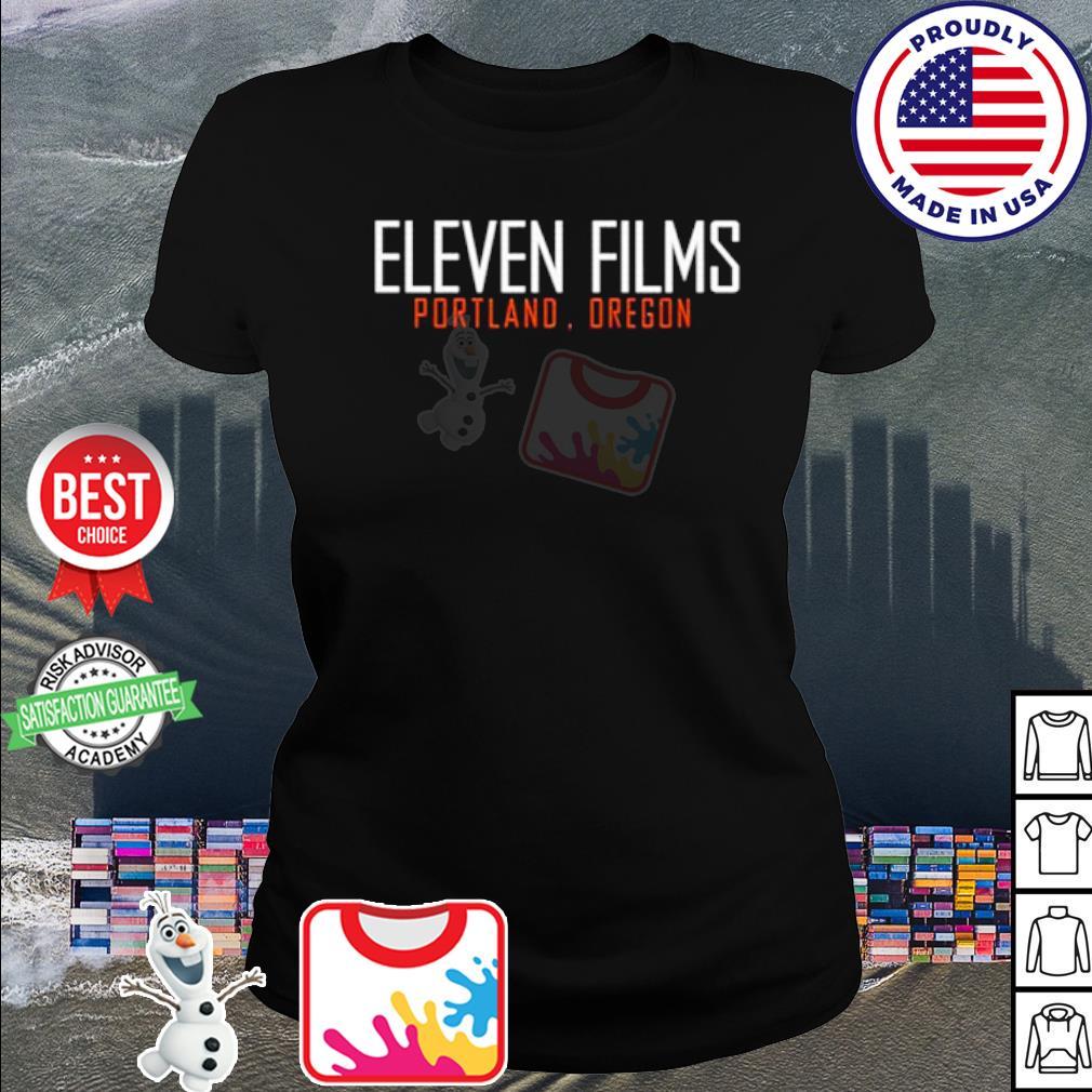 Eleven Films portland oregon s shirt