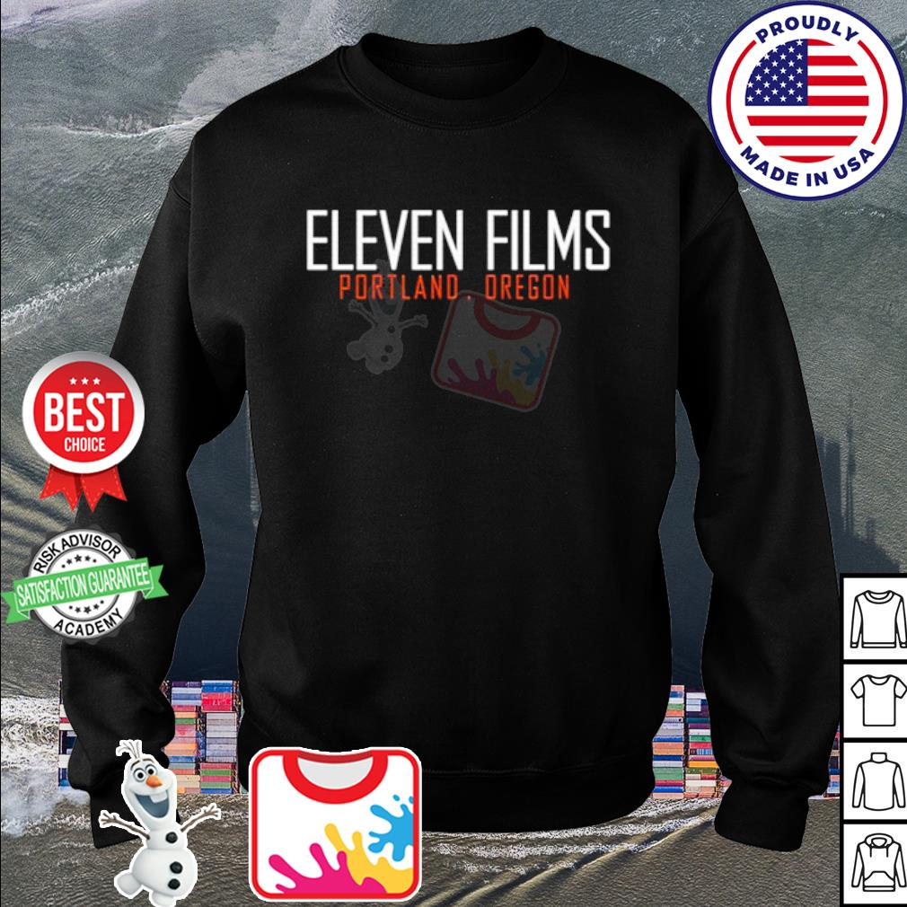 Eleven Films portland oregon s sweater