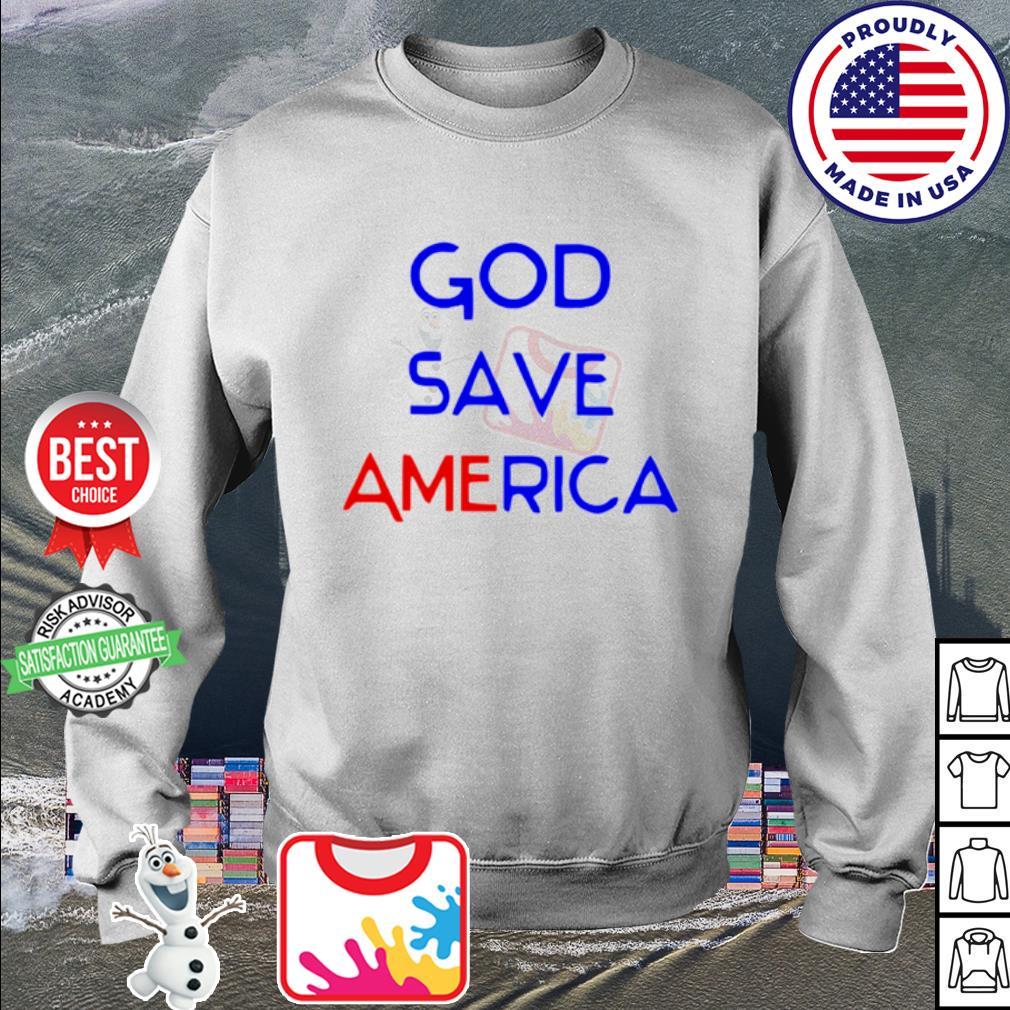 God save america s sweater