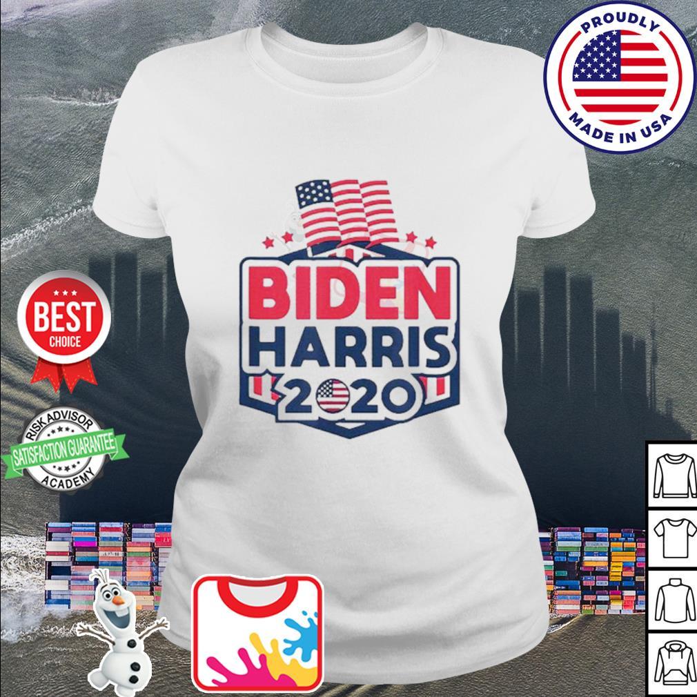 Joe Biden Kamala Harris 2020 s ladies tee
