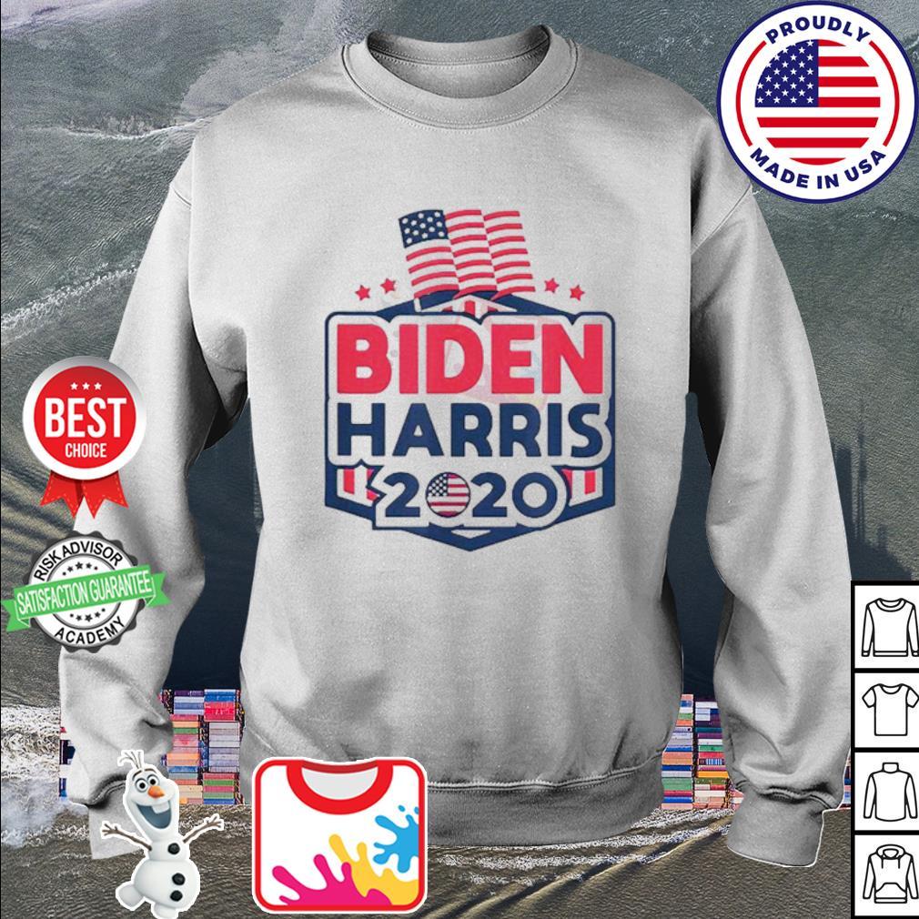 Joe Biden Kamala Harris 2020 s sweater