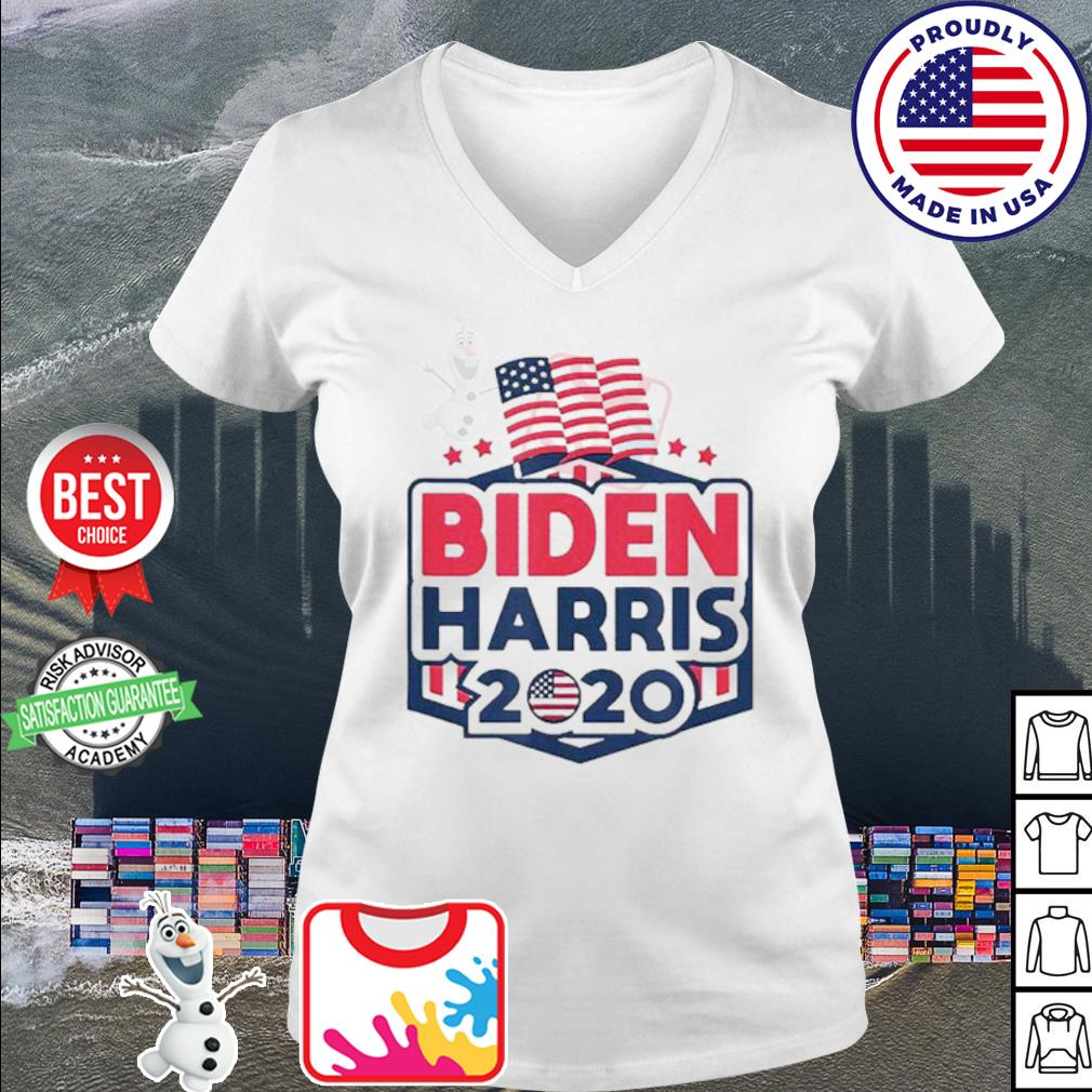Joe Biden Kamala Harris 2020 s v-neck t-shirt