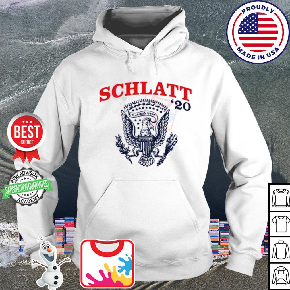Official Schlatt 2020 s hoodie