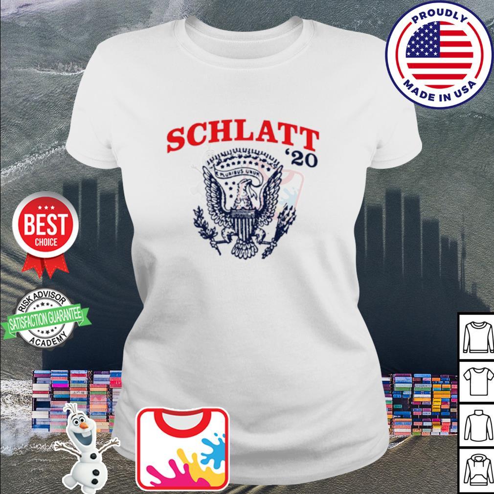Official Schlatt 2020 s ladies-tee