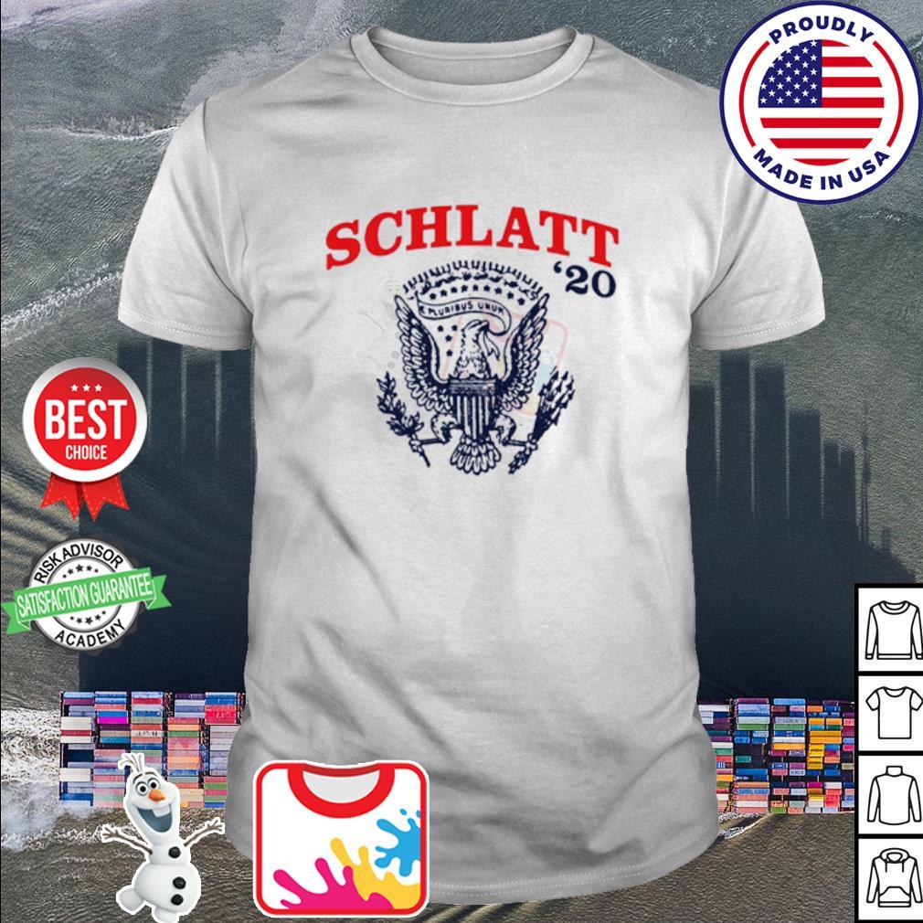 Official Schlatt 2020 shirt