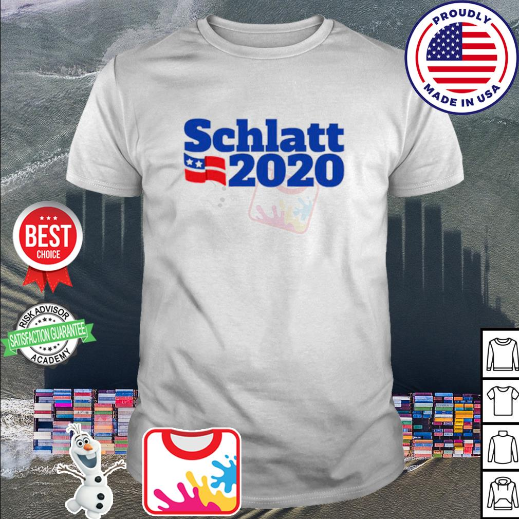 Schlatt 2020 Merch shirt